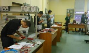 Diagnozowanie umiejętności praktycznych w zawodzie Technik Mechatronik