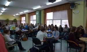 """Etap regionalny konkursu na """"Najlepszego ucznia w zawodzie Elektryk"""""""