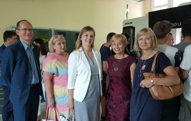 Wizyta KE w CKP Wrocław